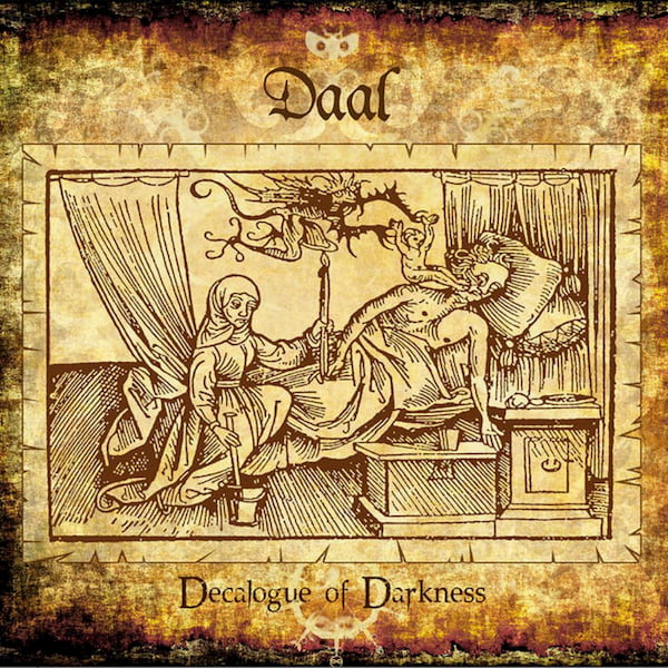 Read more about the article «Decalogue of Darkness» by Daal