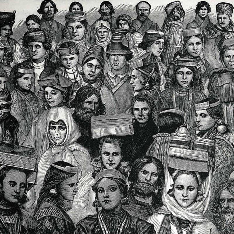 «Krasna Hora» by BLANK MANUSKRIPT