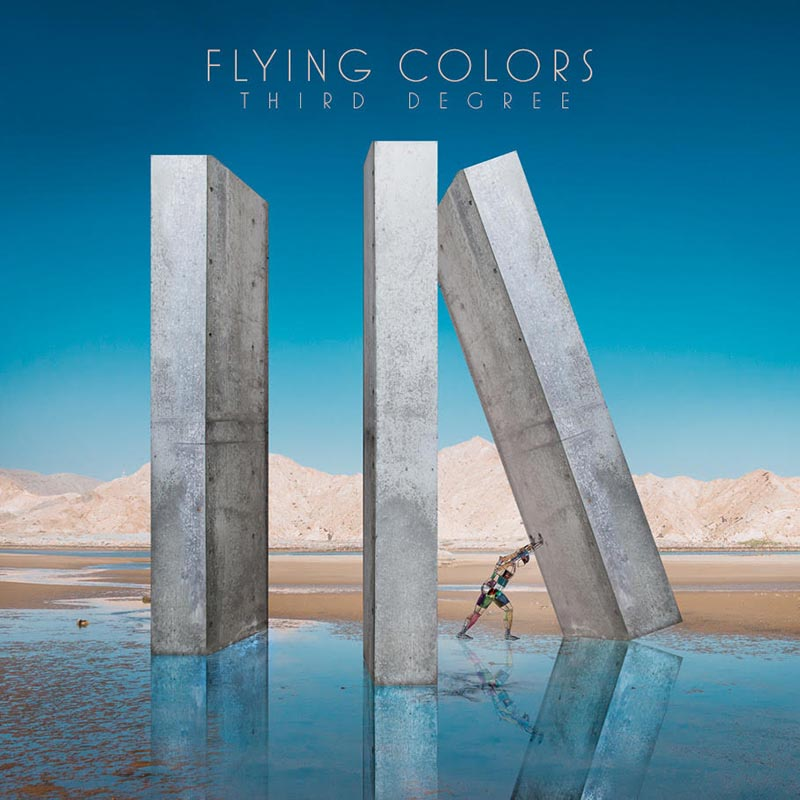 «Third Degree» by FLYING COLORS