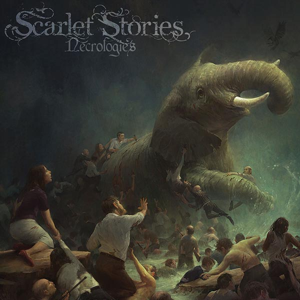 « Necrologies » by SCARLET STORIES